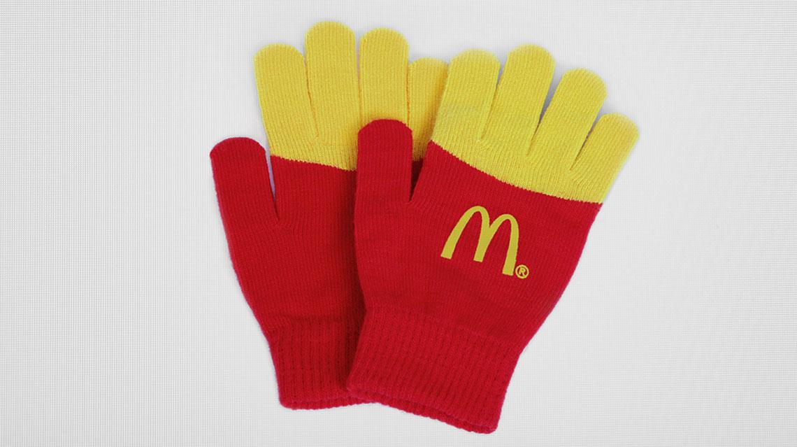 Fry Gloves